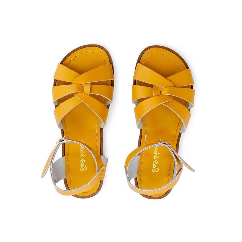 Salt Water Original Sandals in Mustard