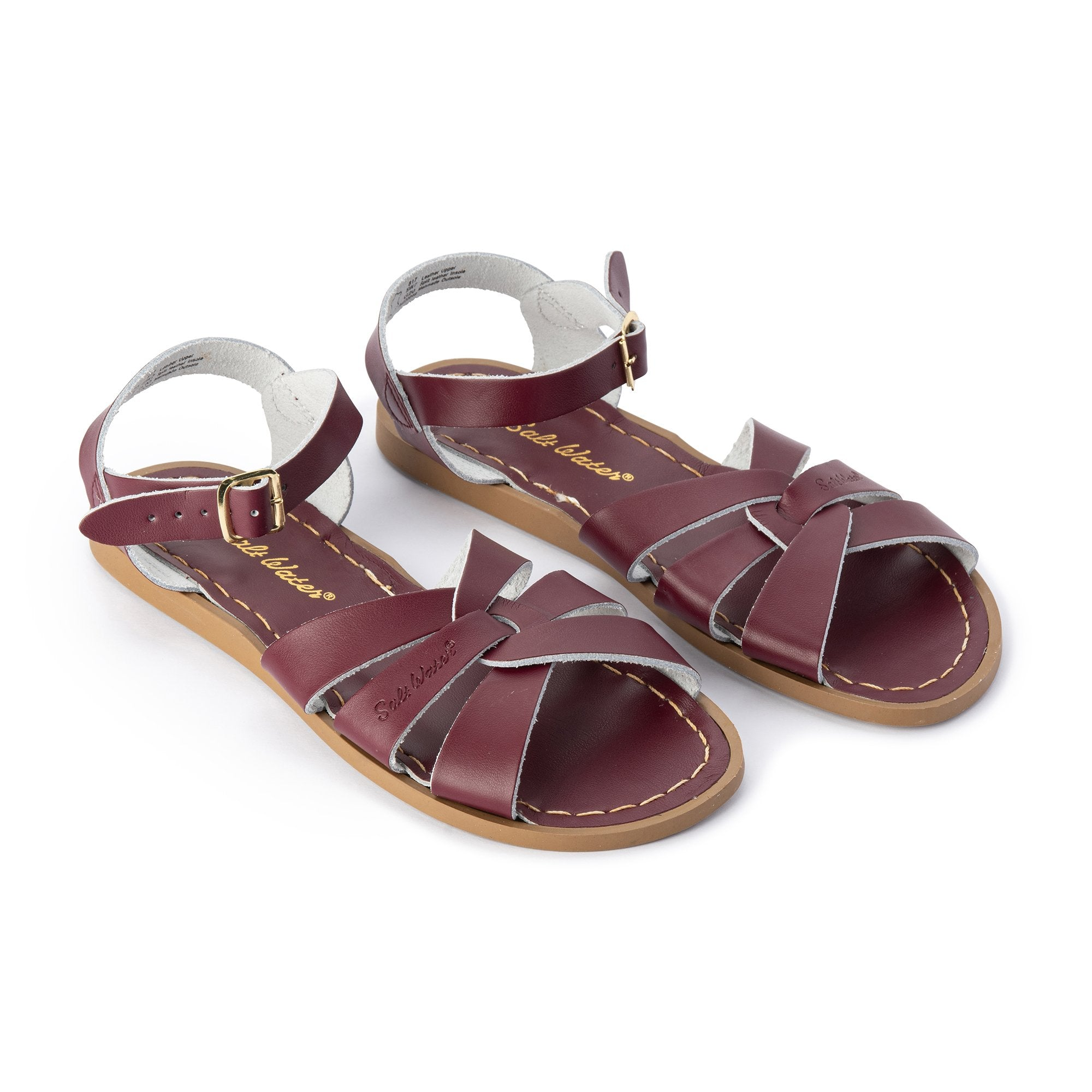Salt Water Original Sandals in Claret