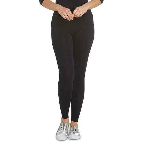 Tani Full length Leggings in Plain Colours