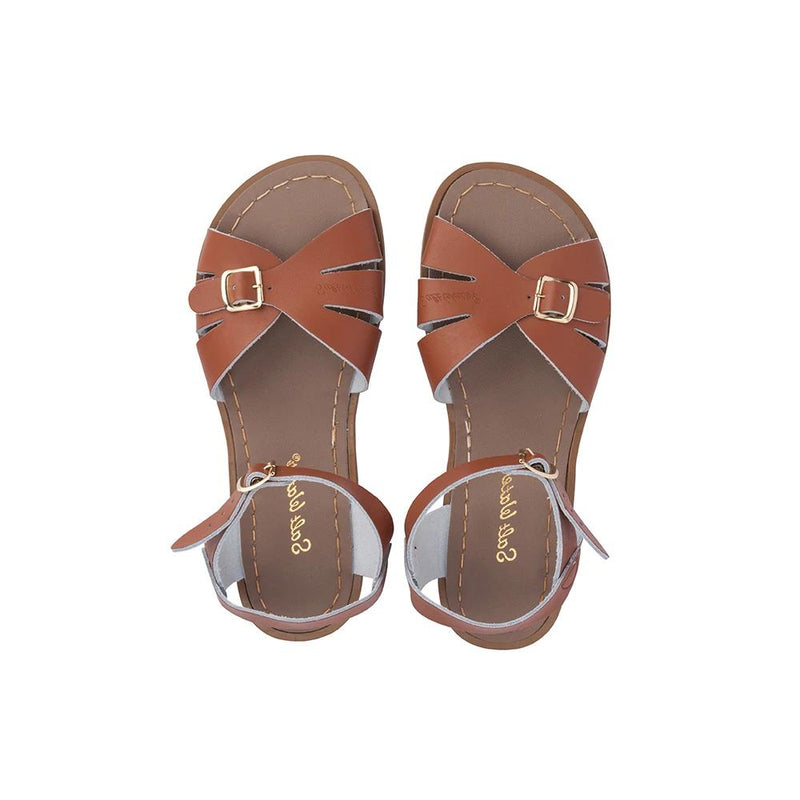 Salt Water Classic Sandals in Tan