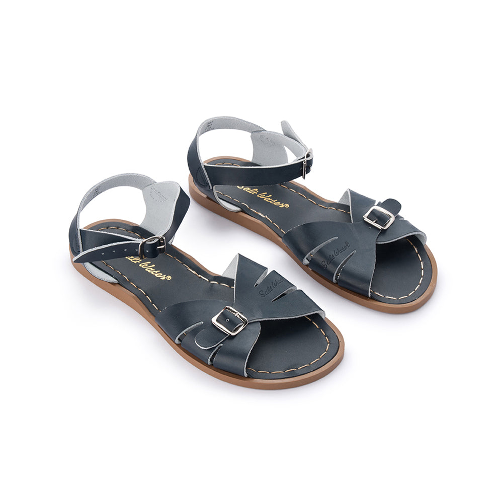 Salt Water Classic Sandals in Navy