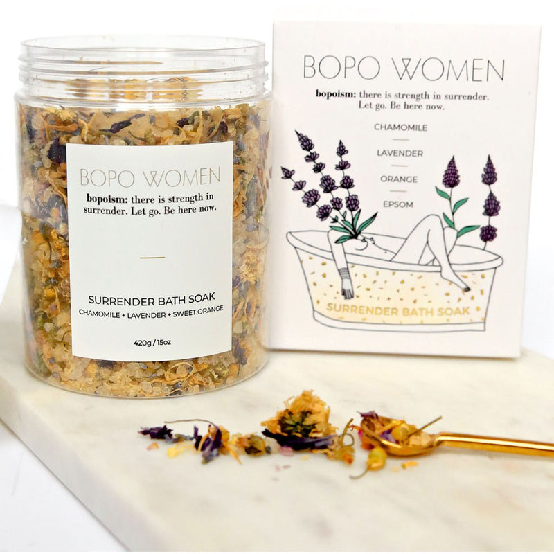 BOPO WOMEN Surrender Bath Soak