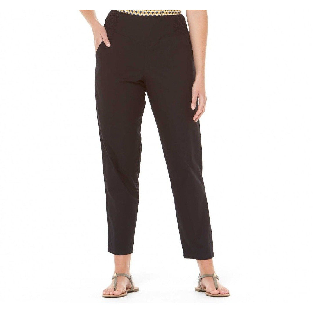 Rasaleela Deepika cotton pants in Black