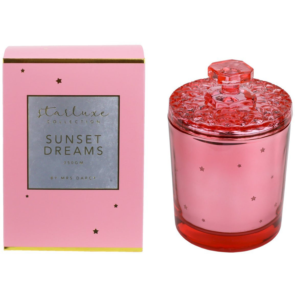 StarLuxe Sunset Dreams Candle