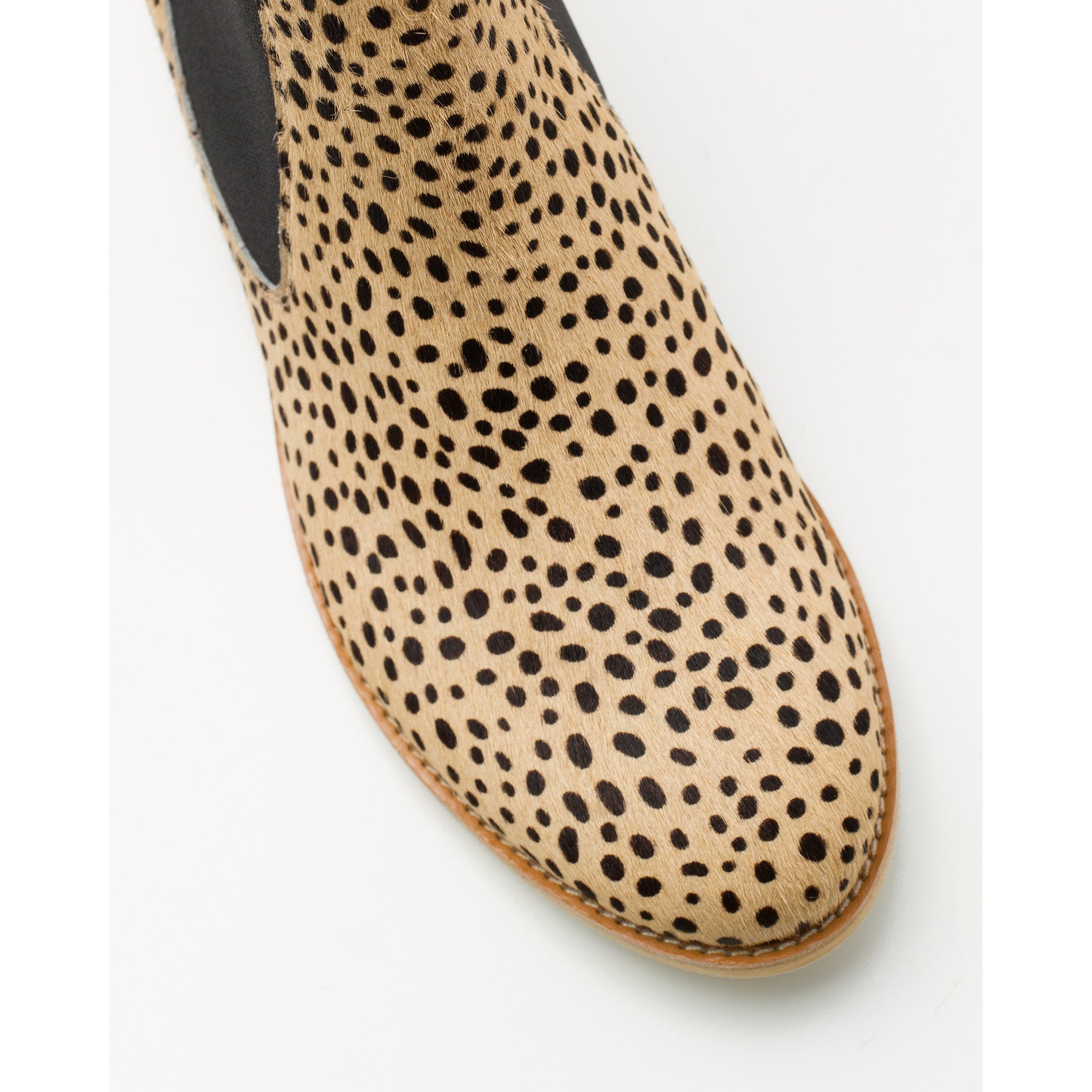 Rollie Chelsea Cheetah Boot