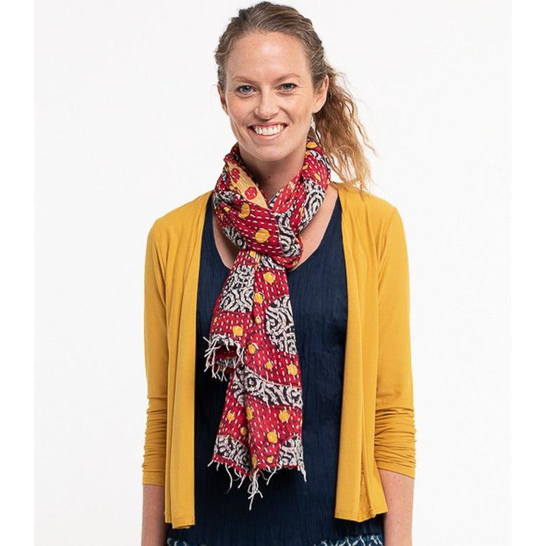 Soulsong Cute Cardigan in Tumeric