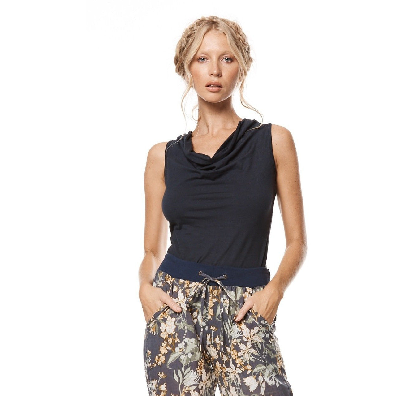 MahaShe Rosa Top in Storm