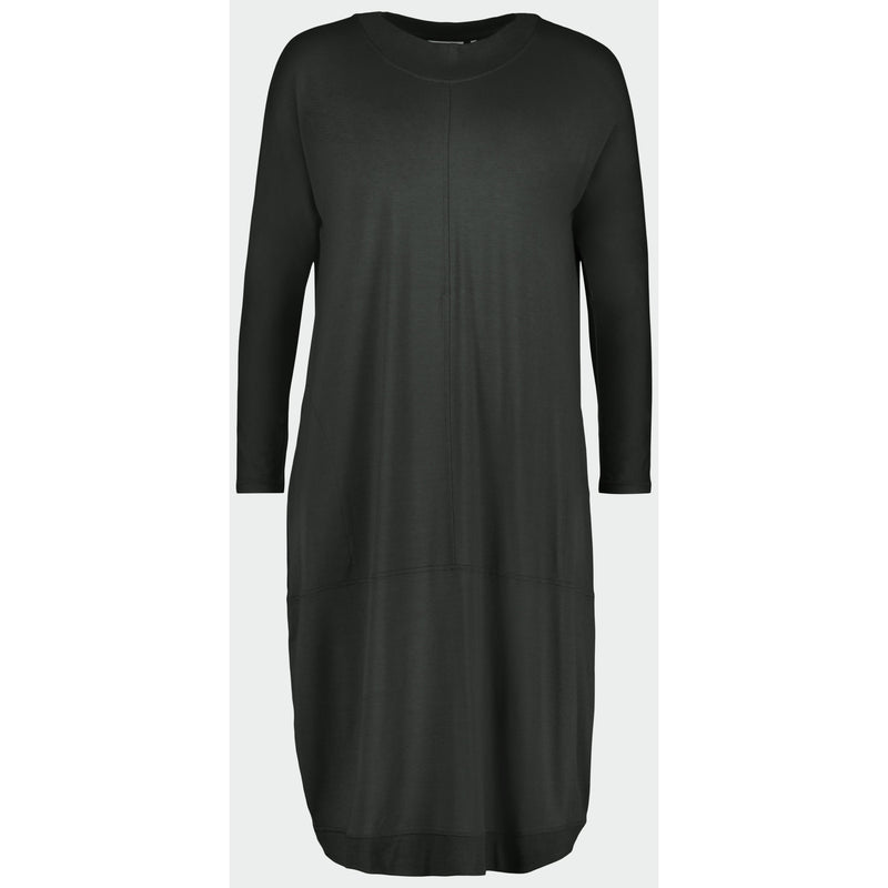 Foil To The Manner Brawn Dress in Black