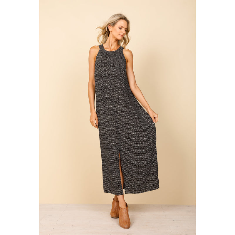 Holiday Carribean Maxi Dress in Spice Road