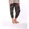 Honeysuckle Beach Suzette Pant in Primavera print