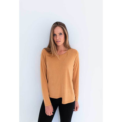 Humidity Luxe Long Sleeve Top