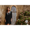 Lula Soul MARAIS Dress in Black