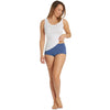 Tani Scoop Neck Fitted Tank Top