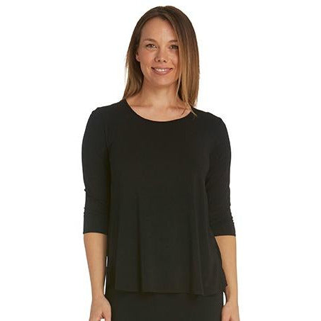Tani 3/4 Sleeve Relax Tee Top