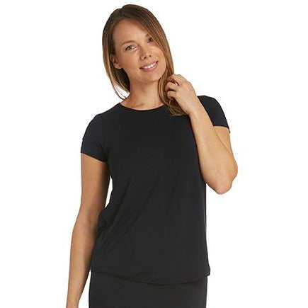 Tani Relaxed Fit Panel Tee #79759