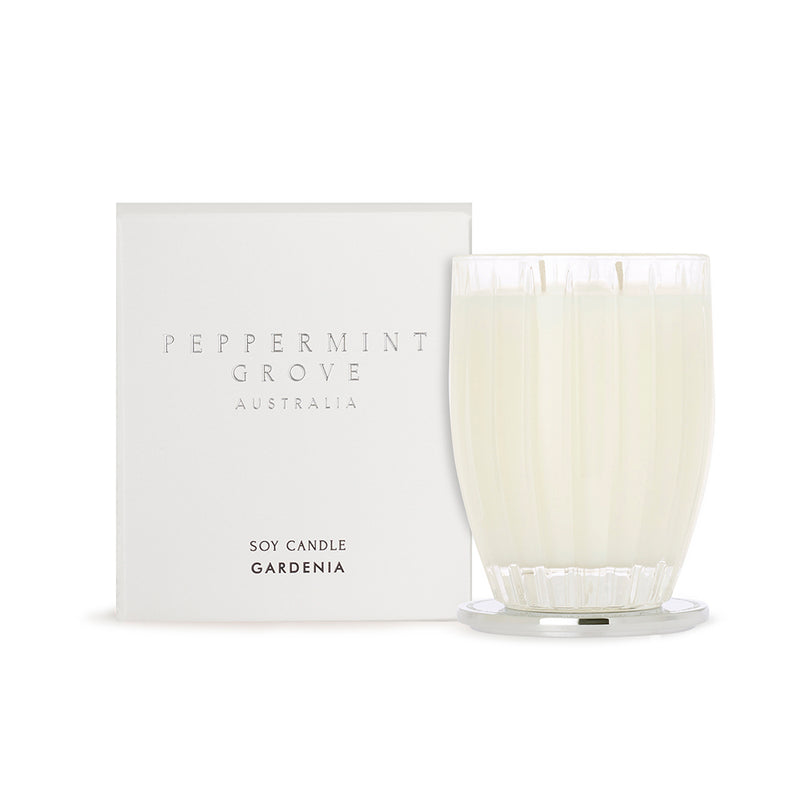 Peppermint Grove Gardenia Large Candle