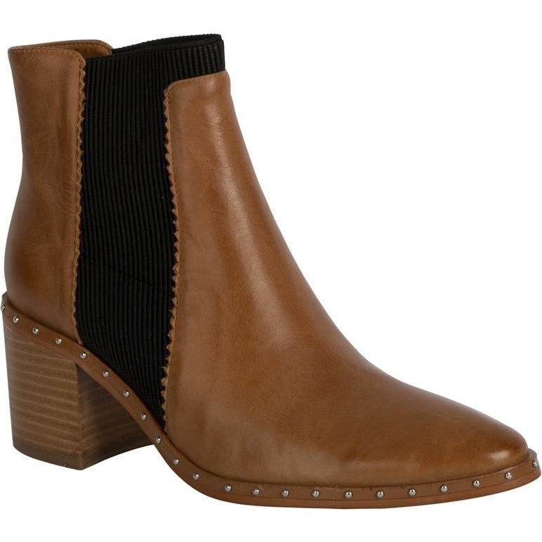 Isabella Leo Boot in Tan
