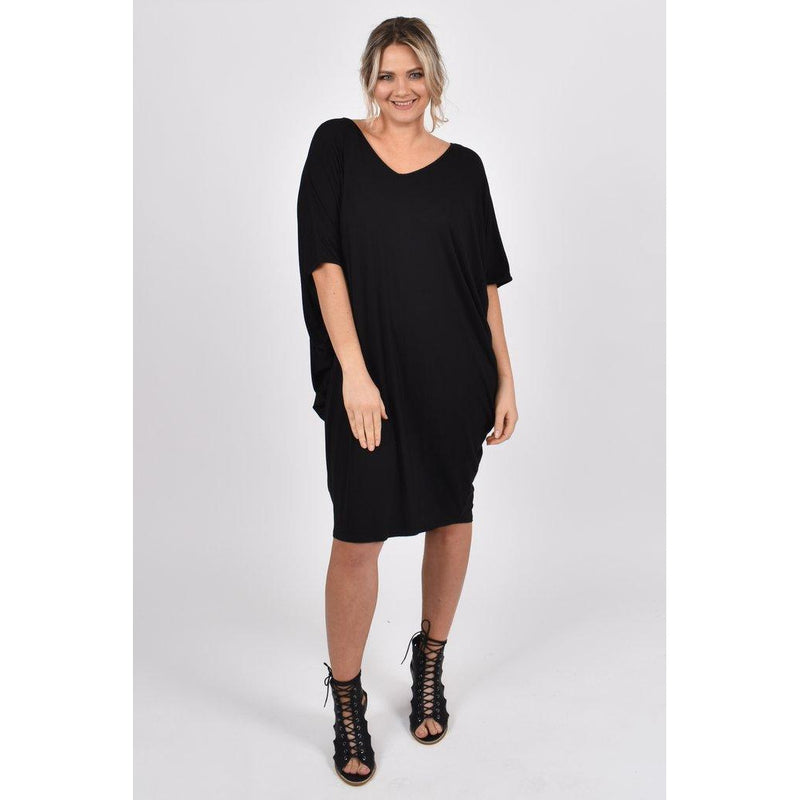 PQ COLLECTION Miracle Dress in Black