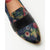 Rollie Madison Albert Strap Navy Velvet Garden/ Black