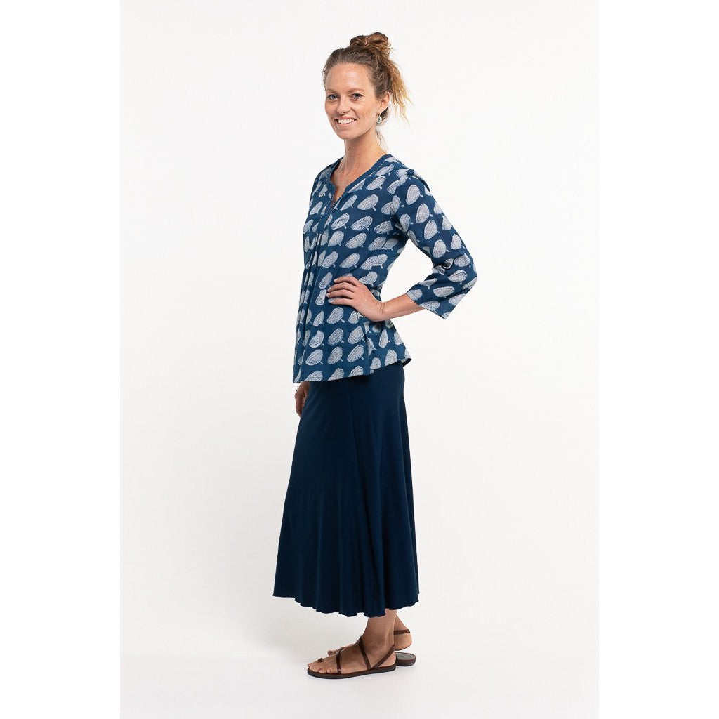 Soulsong Most Loved Skirt in Navy