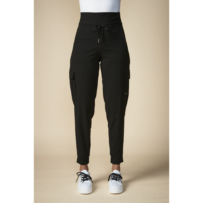 Newport Collection Wanderer Stretch Pant in Black