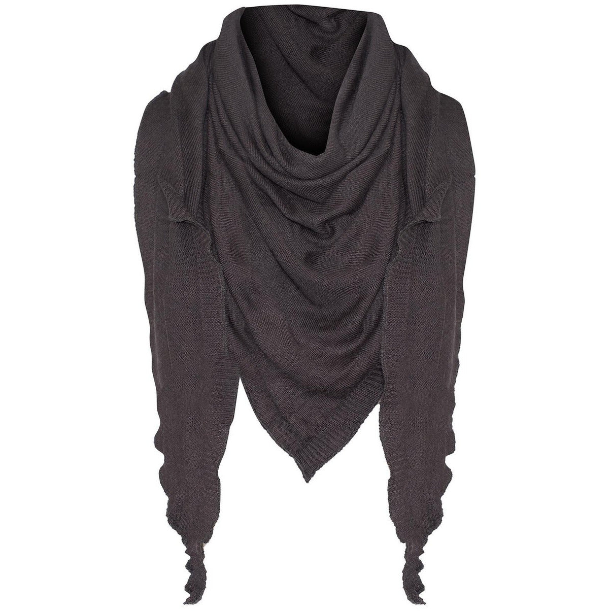 Lou Lou Australia Bamboo The Sassoon Scarf in Steel