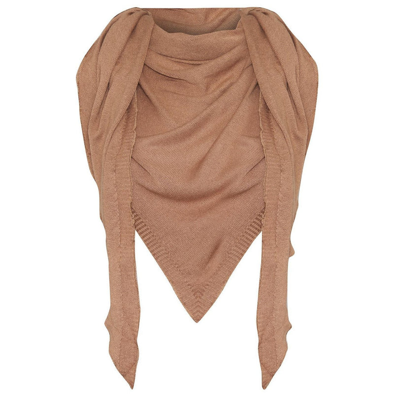 Lou Lou Australia Bamboo The Sassoon Scarf in Toffee
