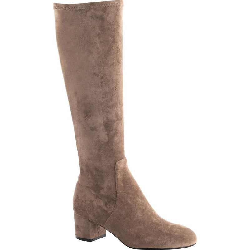Isabella Peniche Boot in Taupe