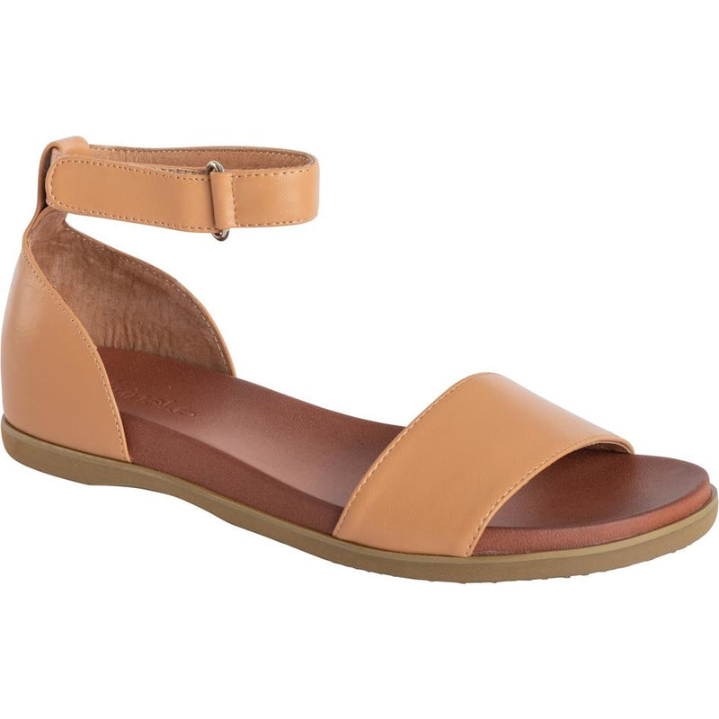 Hinako Poppy Sandal in Light Tan