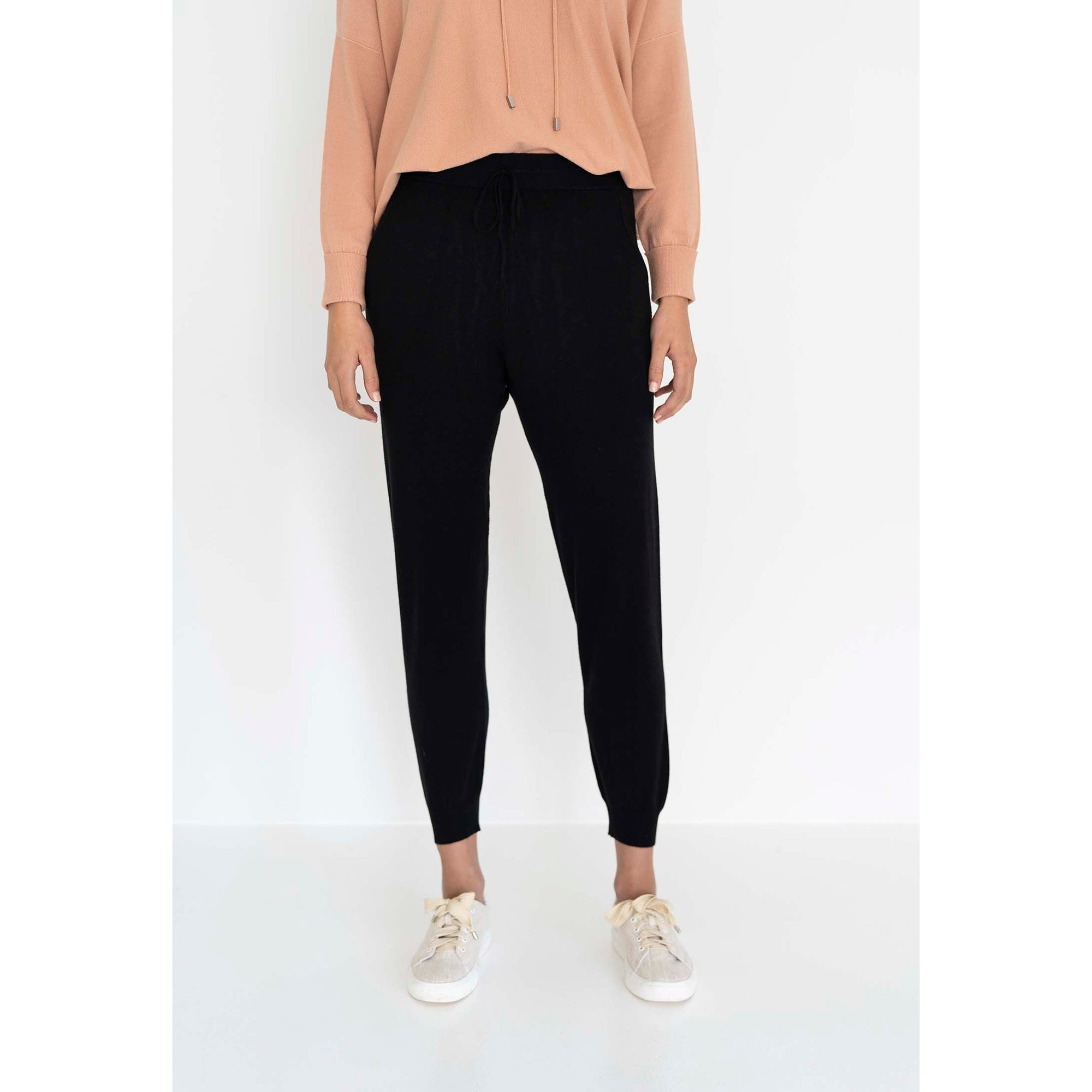 Humidity Lounge Pant in Black