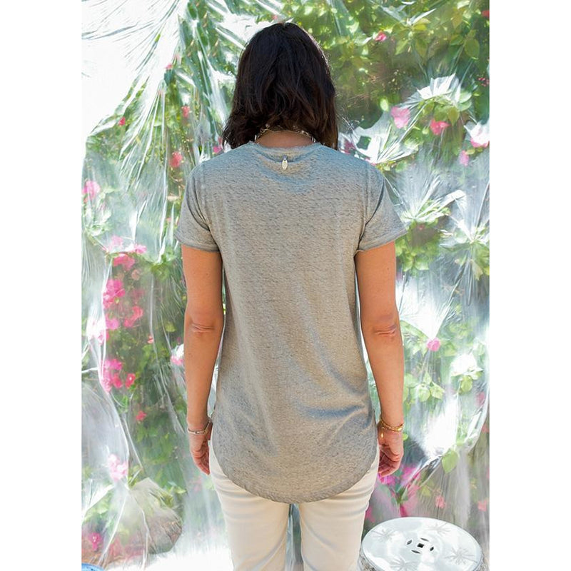 Rubyyaya Nature Bug T-shirt in Natural