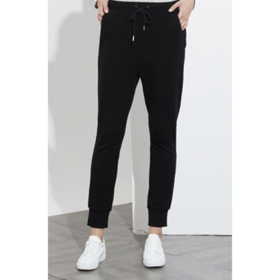 Tirelli Lounge Pants in Black