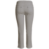 Cafe Latte Putty Stretch Pull-on 7/8 Jeans