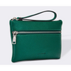 Louenhide Swiss Green Clutch