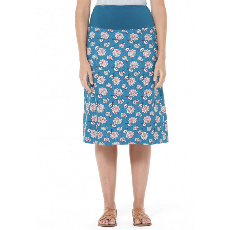 Rasaleela Dita Skirt in Naples and Yoko Print