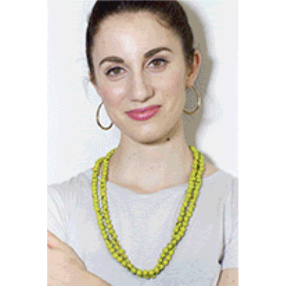 Acai Bead Necklaces by Melko in Lime