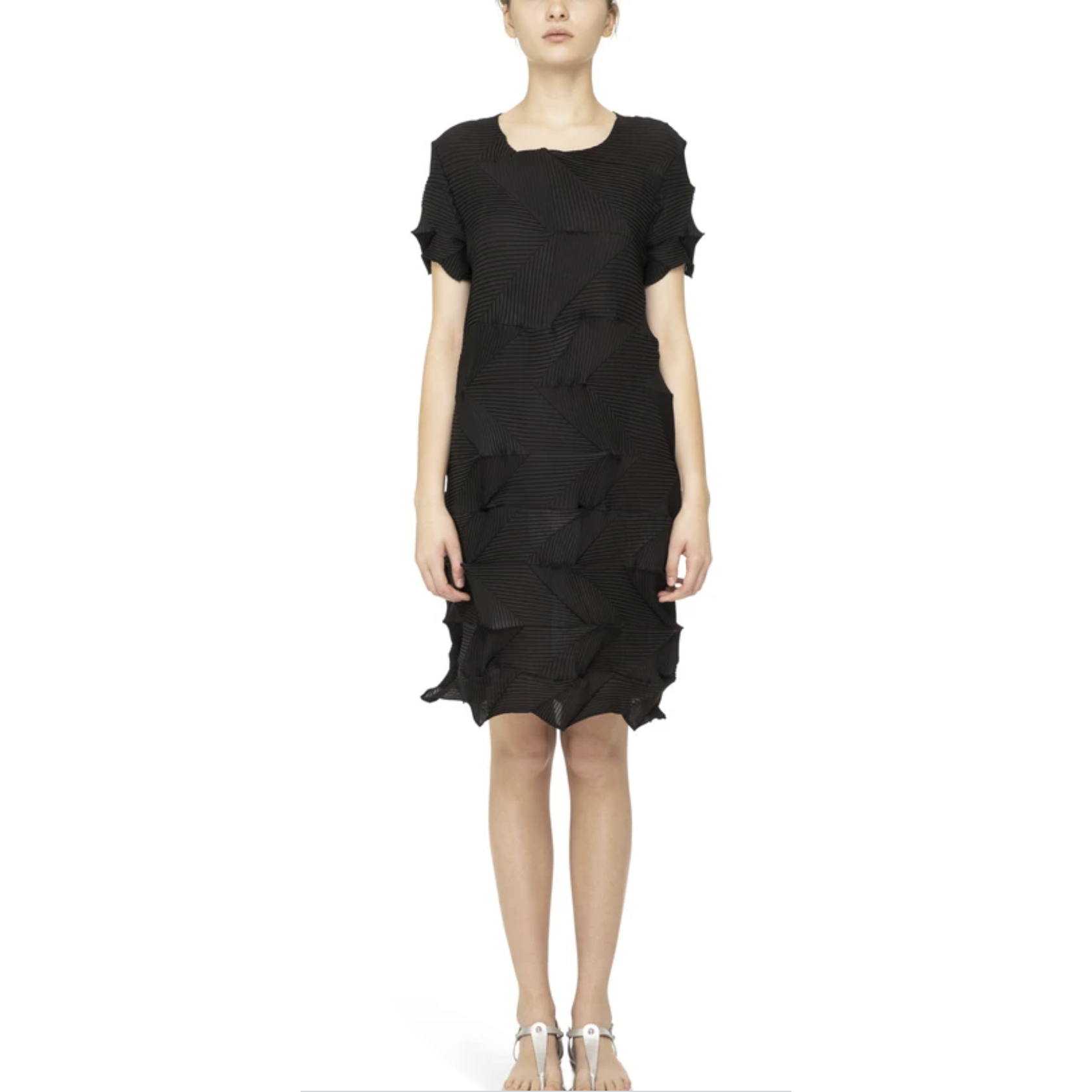 Alquema Annie Dress in Black