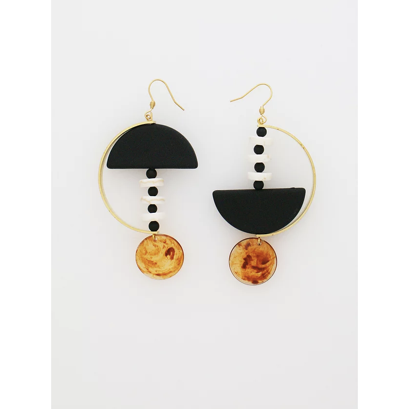 Middle Child Jewellery Monument Earrings