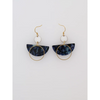 Middle Child Jewellery Corsair Earrings in White