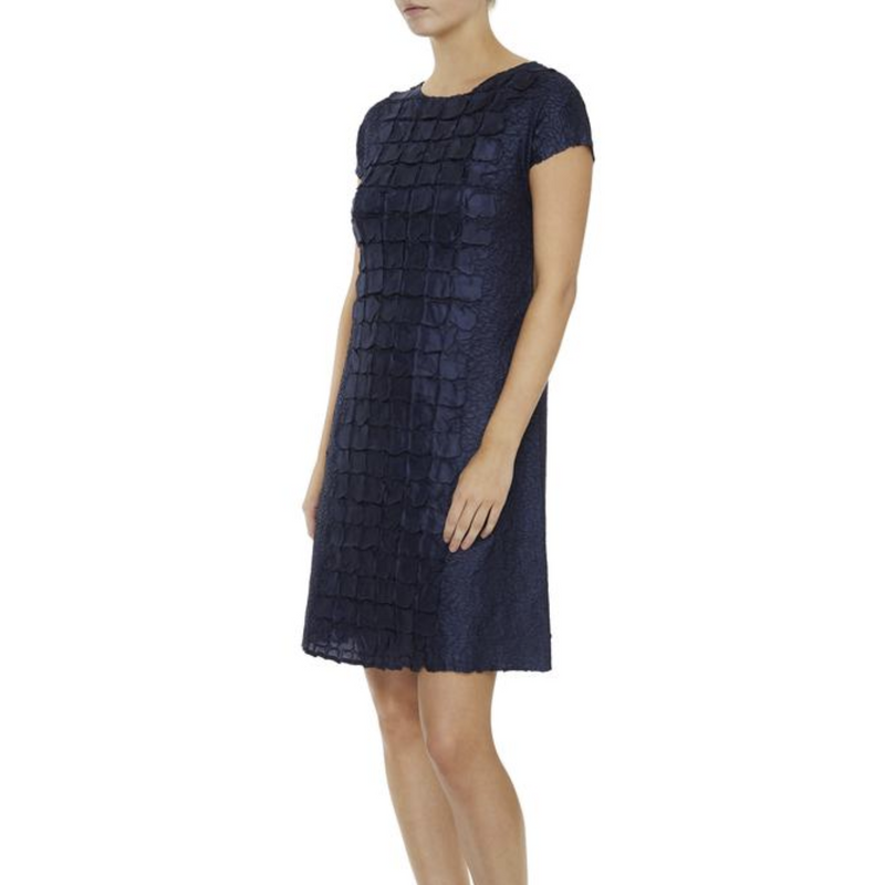 Alquema Reef Dress in Midnight Blue