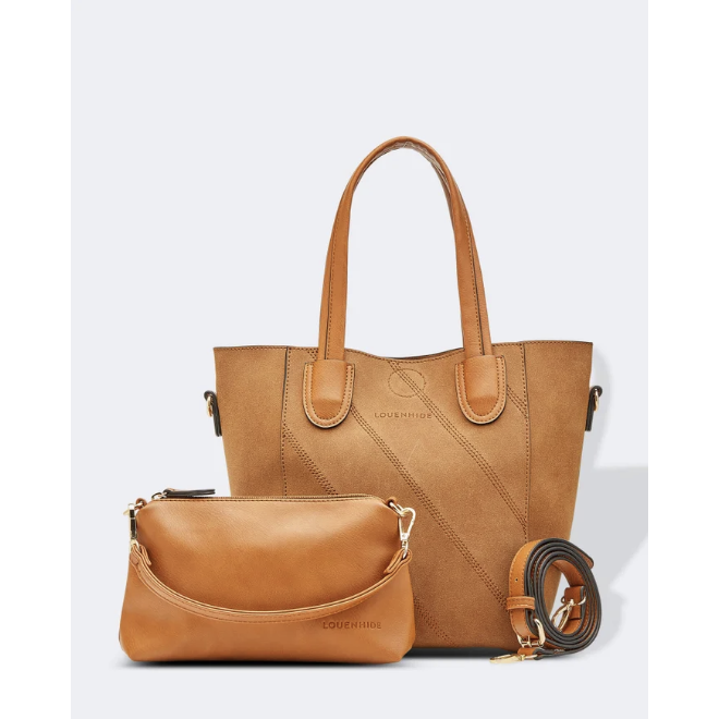 Louenhide Sadie Tan Bag