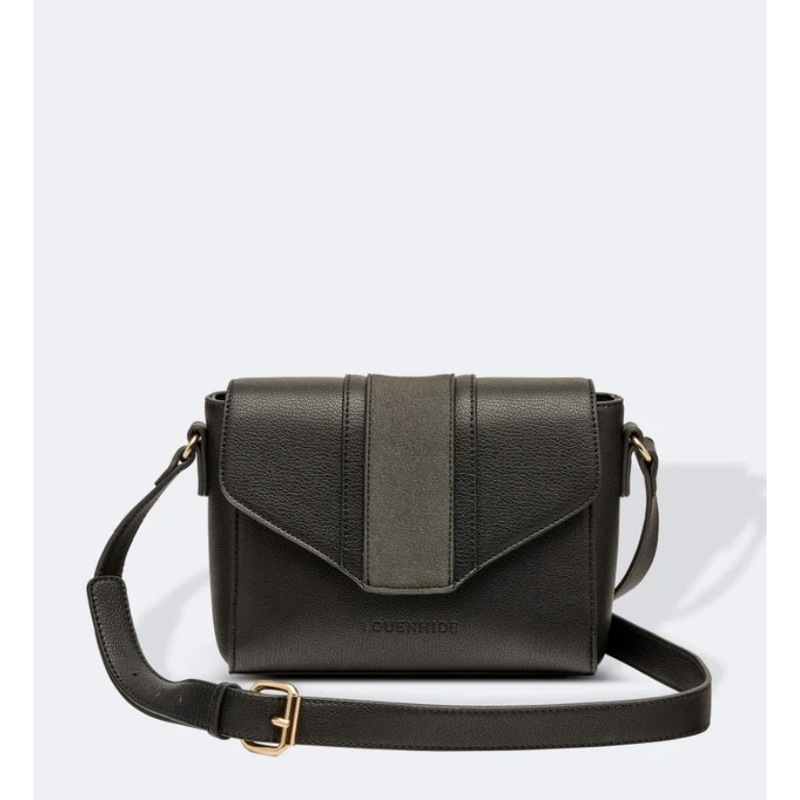 Louenhide Spicer Black Crossbody Bag