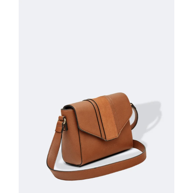 Louenhide Spicer Tan Crossbody Bag