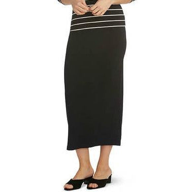 Tani Tube Long Line Skirt