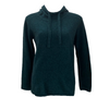 Mansted Denmark Zomilla Hooded Sweater in Green Yak