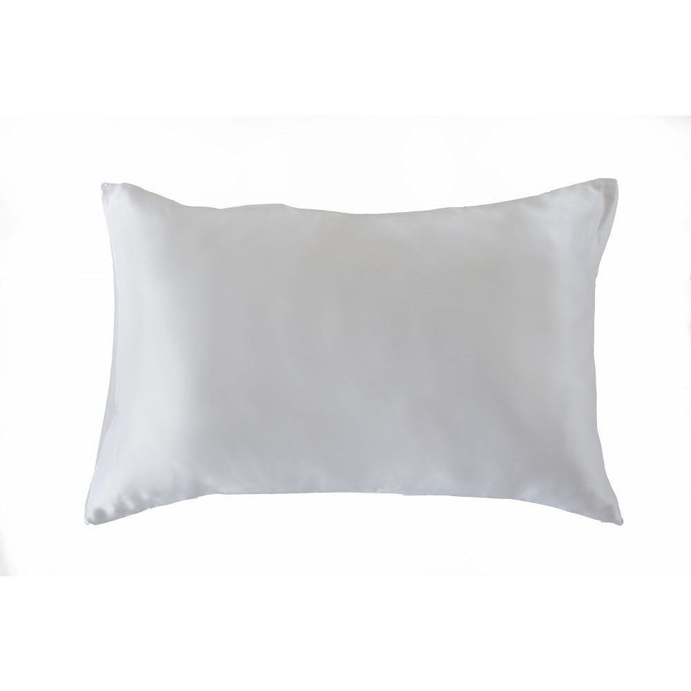 LOVESILK Pillowcases in Ivory White