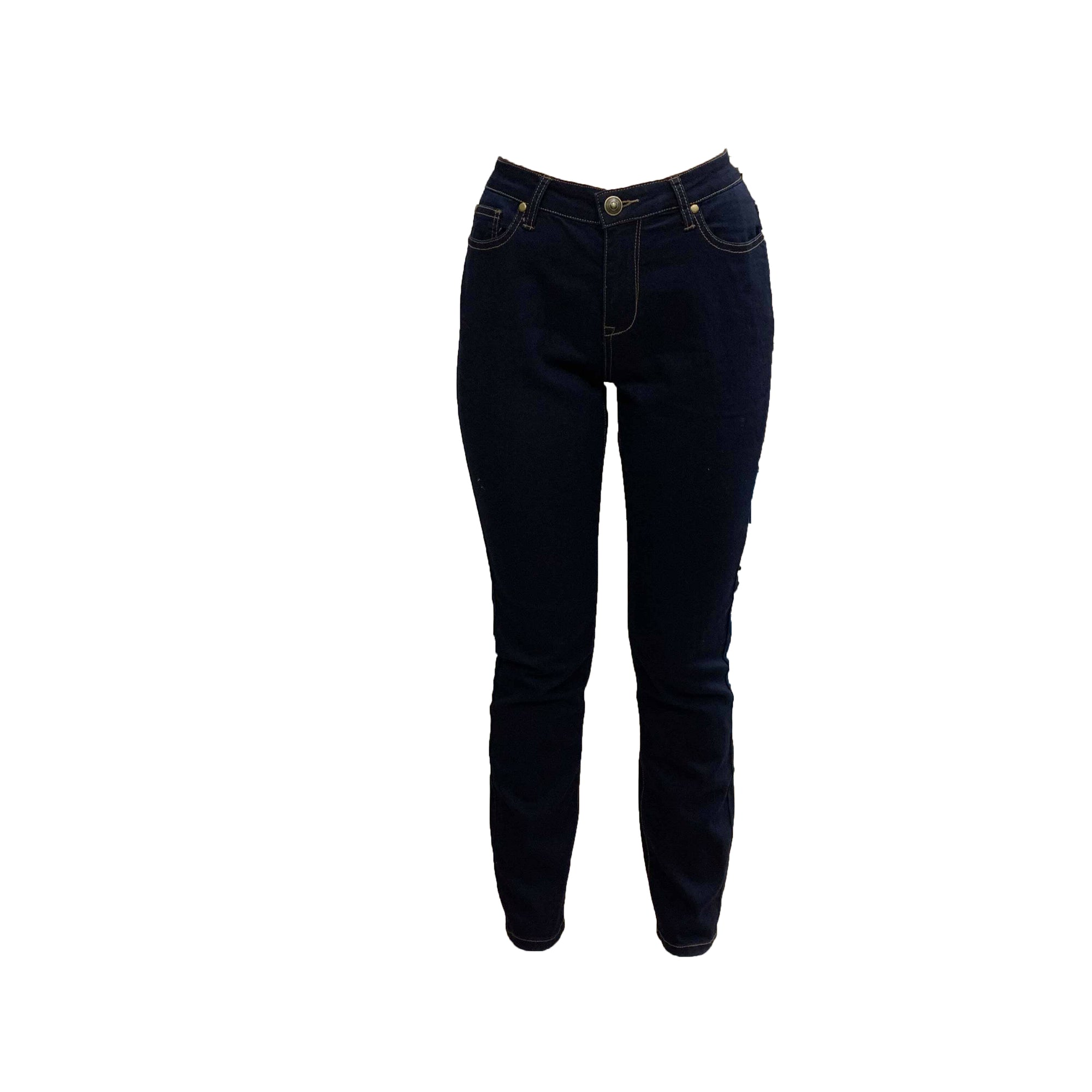 Foil Lulu Slim Denim Jean