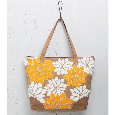 Mona B Sunwashed Tote Bag