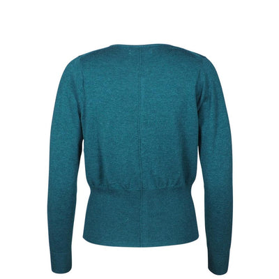 Mansted Denmark Nicosia Cardigan in Emerald