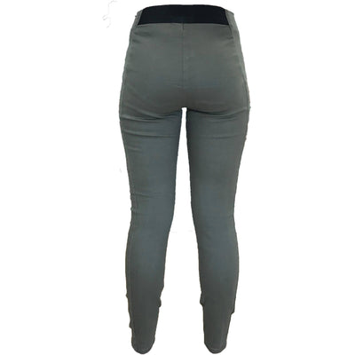 Foil Thin-Credible Outcome Jeggings